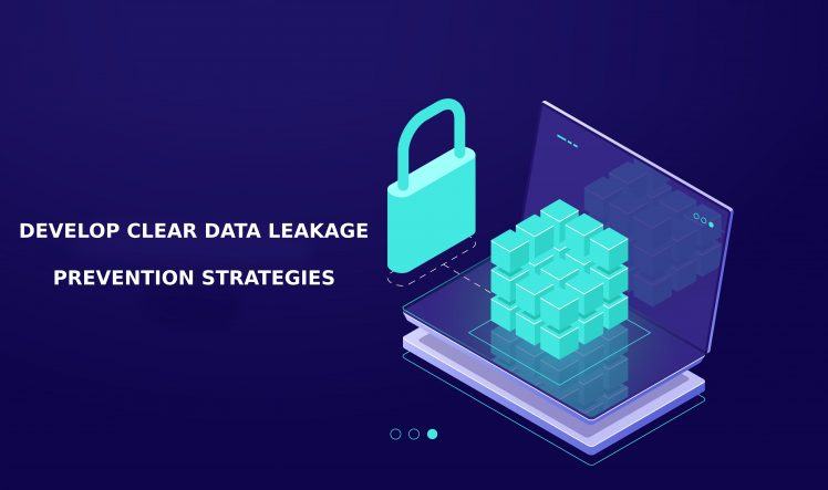 Develop Clear Data Leakage Prevention Strategies